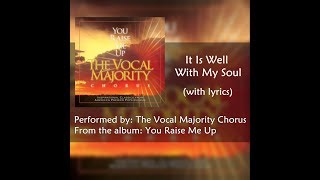 It Is Well With My Soul (with lyrics)