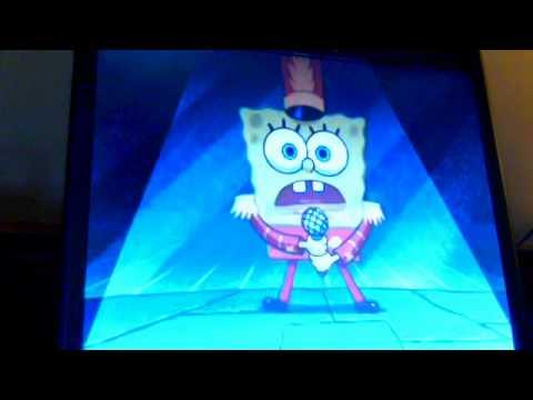 spongebob sings dynamite