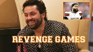 Baker Mayfield On Revenge Games & Odell Beckham Jr.