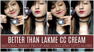 Lakme Absolute Mattreal Skin Natural Mousse Foundation Review   Sweat Proof 16 hrs Stay   Kolkata