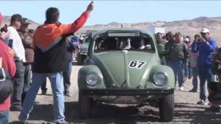 NORRA Mexican 1000 2010 Baja Mil 2011 Part 2 Desert Race Off Road Racing Trophy Truck