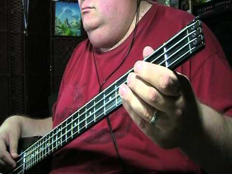 John Mellencamp Hurts So Good Bass Cover