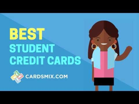 Student Credit Cards - why you need one and which ones are the best