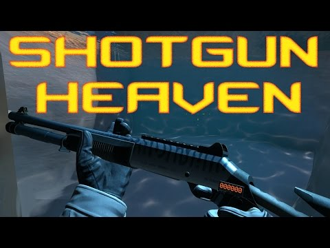 CSGO - Gameplay Part 3 | SHOTGUN HEAVEN (CounterStrike Global Offensive)