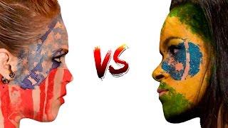 Ronda Rousey vs Amanda Nunes Promo | Wonder Woman