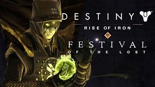 Destiny - Festival of the Lost Trailer
