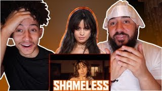 Camila Cabello - Shameless - REACTION *FOR SHAWN MENDES!?!*