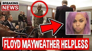 Yaya Mayweather Cries For Help After Life Sentencing *COURT FOOTAGE*