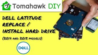 Dell Latitude How To Upgrade Hard Drive