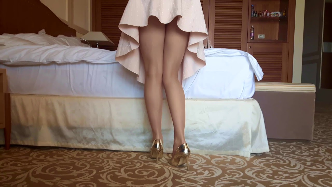 Beautiful Upskirt Wife