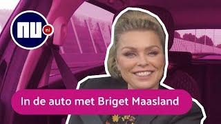 Bridget Maasland doet boekje open over zware en depressieve periode in 2018