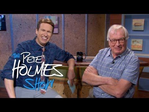 Pete Interviews His Dad