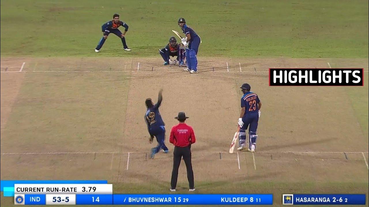 India vs Sri Lanka 3rd T20 Match Highlights | Full Match Highlights