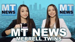 MT News - Merrell Twins
