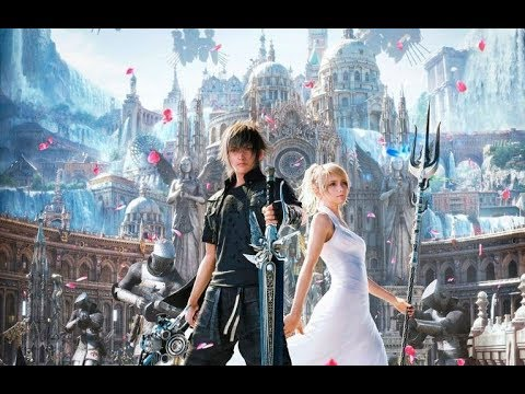 Play final fantasy xv online with Nox application on computer RVR event