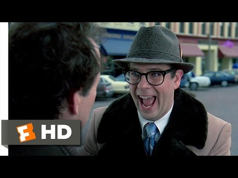 Ned Ryerson!  Groundhog Day 1/8 Movie  1993 HD