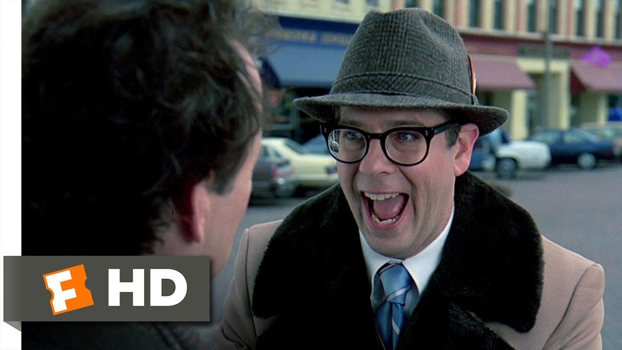 Groundhog Day Movie Quotes Ned Ryerson  Groundhog Day 18 Movie Clip 1993 Hd  Youtube