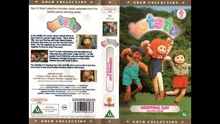 Tots Tv: Hopping Day And Other Stories (1999 Uk Vhs)