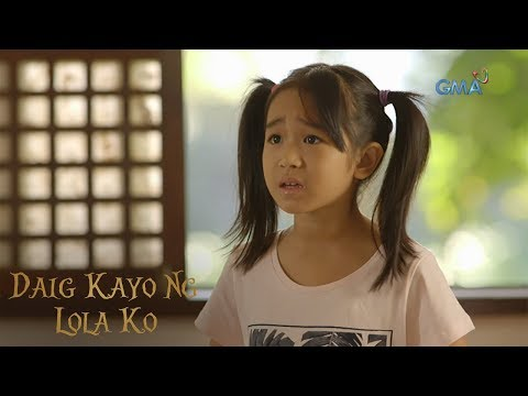 Daig Kayo Ng Lola Ko: Pinang, the girl with too many excuses