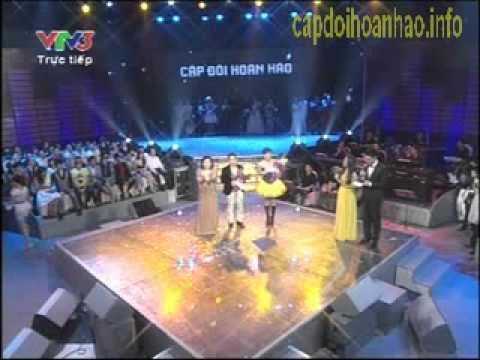 Chung kết cặp đôi hoàn hảo 2011 tuần 8 (4/12/2011) - Kết quả bình chọn