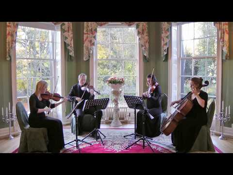 Be Our Guest (Beauty And The Beast) Wedding String Quartet