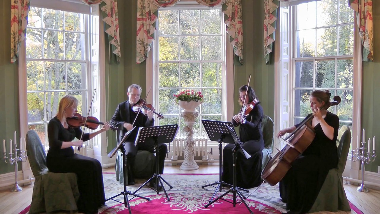 Be Our Guest Beauty And The Beast Wedding String Quartet