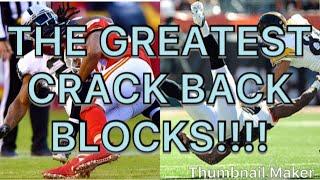 Football's Greatest Crack Back/Peel Back Blocks