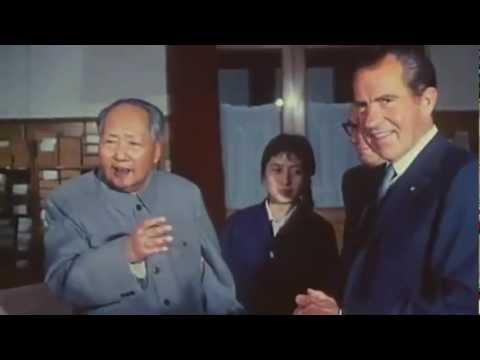 Ping Pong Diplomacy and President Richard Nixon's visit to China