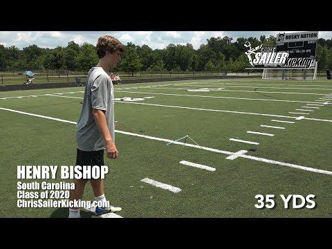 Henry Bishop - Kicker