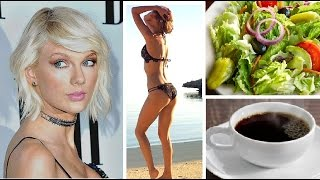 Taylor Swift Starving Herself For Weight Loss!?