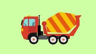 Hupi-Hup. Folge 9. Große Baufahrzeuge.