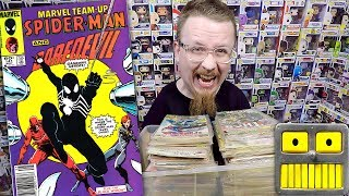 Baixar Epic Comic Book Collection Haul Bronze Age Copper Age Key Issue Comics Pickups Video