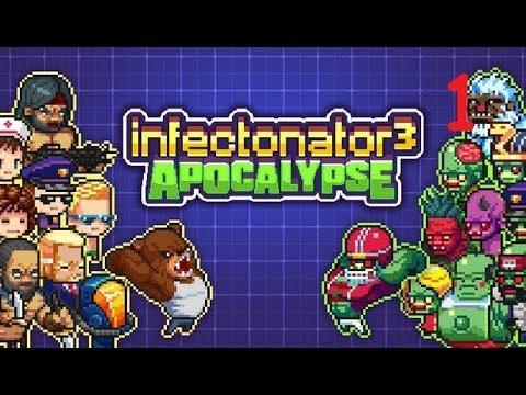 Infectonator 3 ep 1 |
