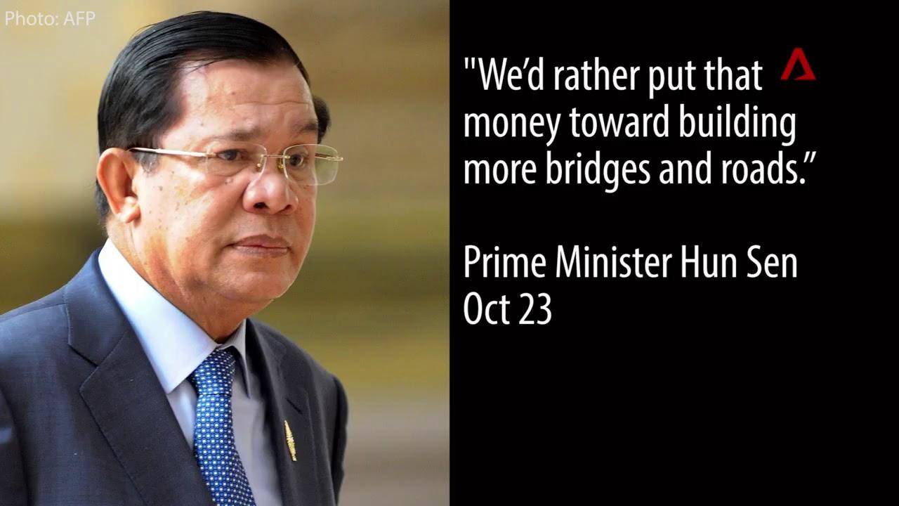Cambodia mulls high cost of hosting SEA Games 2023