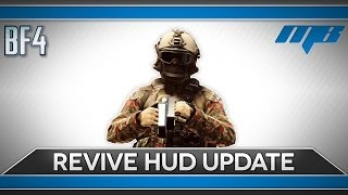 Battlefield 4 Revive HUD Update - Triage System und wie es funktioniert (BF4 CTE Gameplay/GameDoku)