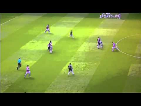 John Obi Mikel Commander in Chief of Midfield against Aston Villa