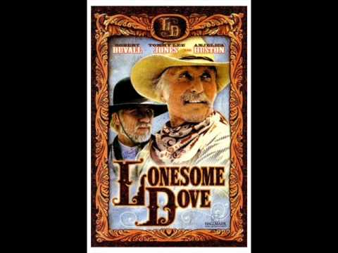 Lonesome Dove (1989) OST- 01- Theme From Lonesome Dove