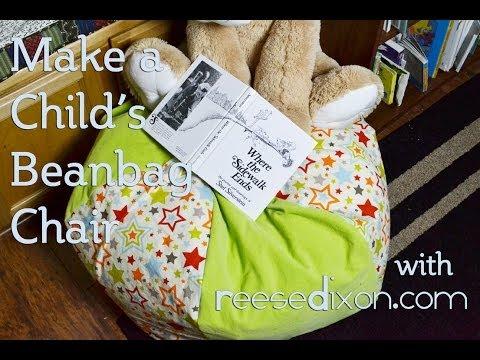 make-a-bean-bag-chair!