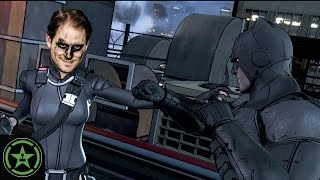 Let's Watch - Telltale Batman - Episode 1: Realm of Shadows (Part 1)