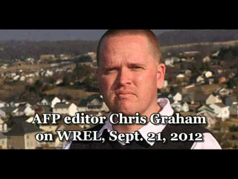 AFP on WREL 9-21