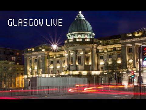 Glasgow Live Radio Broadcast