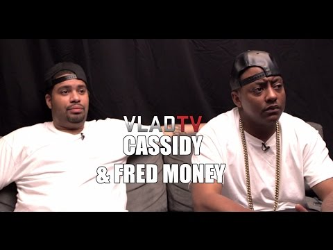 Cassidy Reflects on Dizaster Battle and Says He's Ready For More
