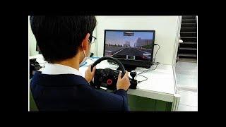 0-20km/hを5秒、環境省のエコドライブシミュレーターに行列…福岡モーターショー2017 thumbnail