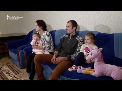 Ukraine Miners Struggle For Economic Survival
