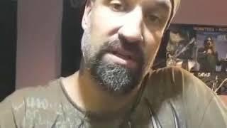 """Javier """"Knario"""" Compiano de Plan 4 - Covid-19"""