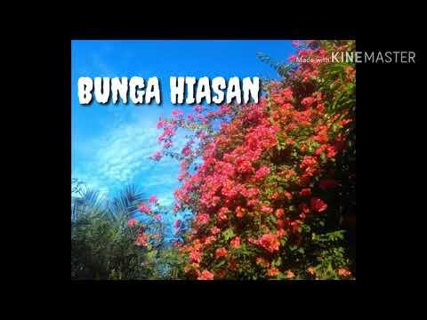 Lirik lagu Bunga Hiasan
