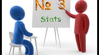 Обучение №3 «Статистика MineCraft»