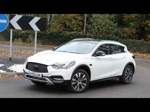 2016 infiniti qx30 rossover review rendered price specs release date youtube. Black Bedroom Furniture Sets. Home Design Ideas