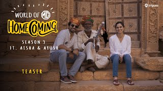 World Of MG: Homecoming – Season 2 – NorthEast India Out Now