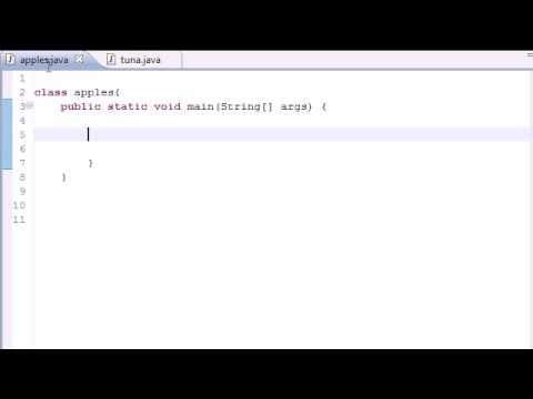 Java Programming Tutorial